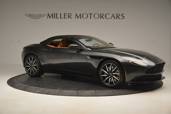 Used 2019 Aston Martin DB11 V8 Volante for sale Sold at Bentley Greenwich in Greenwich CT 06830 16