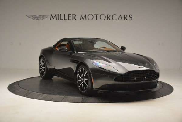 Used 2019 Aston Martin DB11 V8 Volante for sale Sold at Bentley Greenwich in Greenwich CT 06830 17