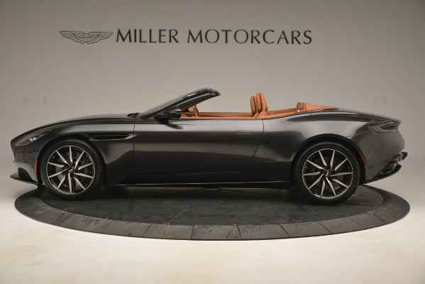 Used 2019 Aston Martin DB11 V8 Volante for sale Sold at Bentley Greenwich in Greenwich CT 06830 2