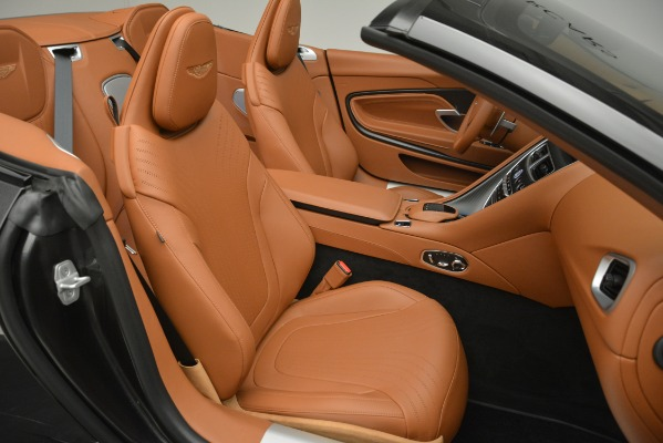Used 2019 Aston Martin DB11 V8 Volante for sale Sold at Bentley Greenwich in Greenwich CT 06830 21
