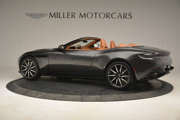 Used 2019 Aston Martin DB11 V8 Volante for sale Sold at Bentley Greenwich in Greenwich CT 06830 3