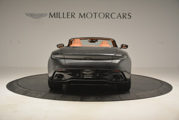 Used 2019 Aston Martin DB11 V8 Volante for sale Sold at Bentley Greenwich in Greenwich CT 06830 5