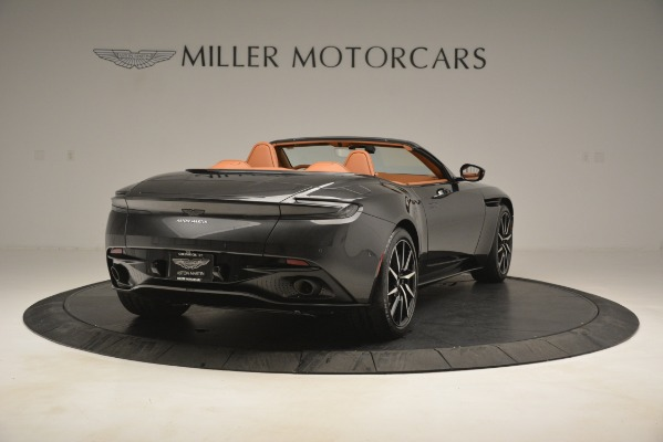 Used 2019 Aston Martin DB11 V8 Volante for sale Sold at Bentley Greenwich in Greenwich CT 06830 6