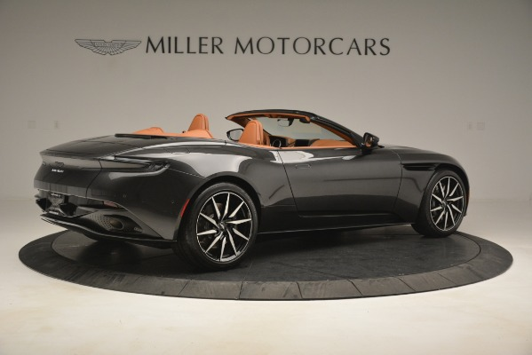 Used 2019 Aston Martin DB11 V8 Volante for sale Sold at Bentley Greenwich in Greenwich CT 06830 7