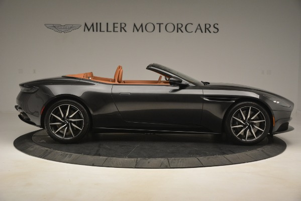 Used 2019 Aston Martin DB11 V8 Volante for sale Sold at Bentley Greenwich in Greenwich CT 06830 8
