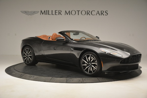 Used 2019 Aston Martin DB11 V8 Volante for sale Sold at Bentley Greenwich in Greenwich CT 06830 9