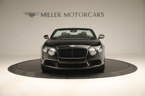 Used 2014 Bentley Continental GT V8 for sale Sold at Bentley Greenwich in Greenwich CT 06830 12