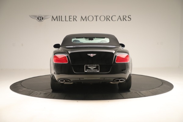 Used 2014 Bentley Continental GT V8 for sale Sold at Bentley Greenwich in Greenwich CT 06830 15