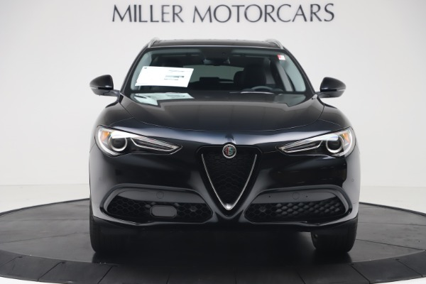 New 2019 Alfa Romeo Stelvio Ti Q4 for sale Sold at Bentley Greenwich in Greenwich CT 06830 12