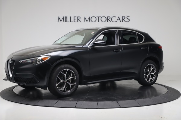 New 2019 Alfa Romeo Stelvio Ti Q4 for sale Sold at Bentley Greenwich in Greenwich CT 06830 2