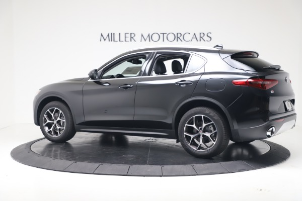 New 2019 Alfa Romeo Stelvio Ti Q4 for sale Sold at Bentley Greenwich in Greenwich CT 06830 4