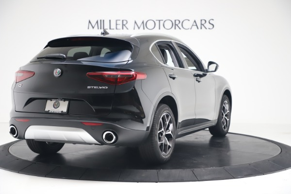 New 2019 Alfa Romeo Stelvio Ti Q4 for sale Sold at Bentley Greenwich in Greenwich CT 06830 7