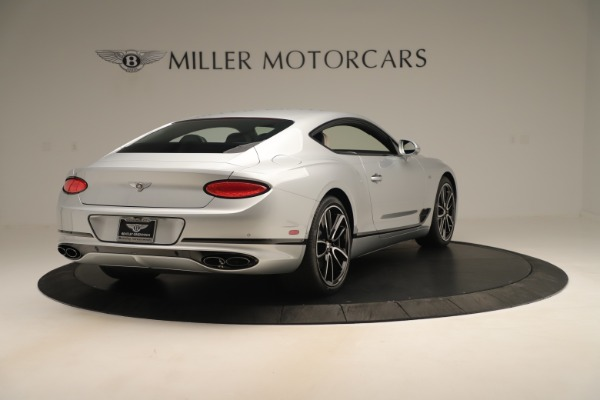 Used 2020 Bentley Continental GT V8 First Edition for sale $269,635 at Bentley Greenwich in Greenwich CT 06830 7