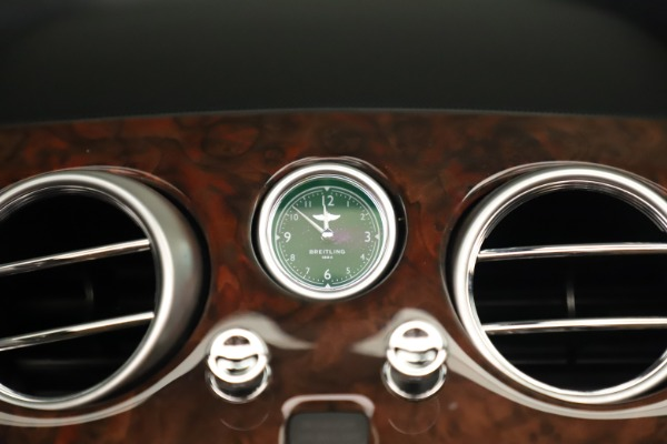 Used 2017 Bentley Continental GT V8 S for sale Sold at Bentley Greenwich in Greenwich CT 06830 28