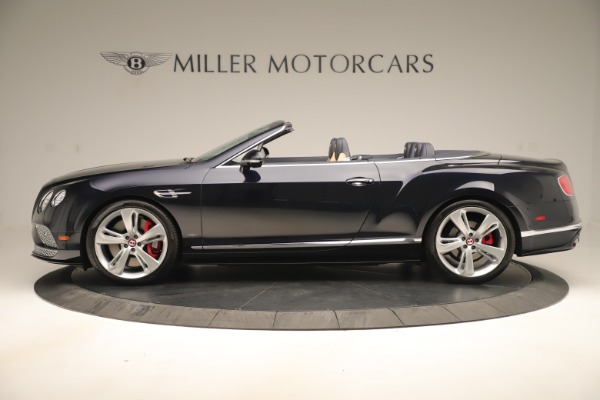 Used 2017 Bentley Continental GT V8 S for sale Sold at Bentley Greenwich in Greenwich CT 06830 3