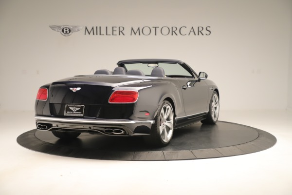 Used 2017 Bentley Continental GT V8 S for sale Sold at Bentley Greenwich in Greenwich CT 06830 7