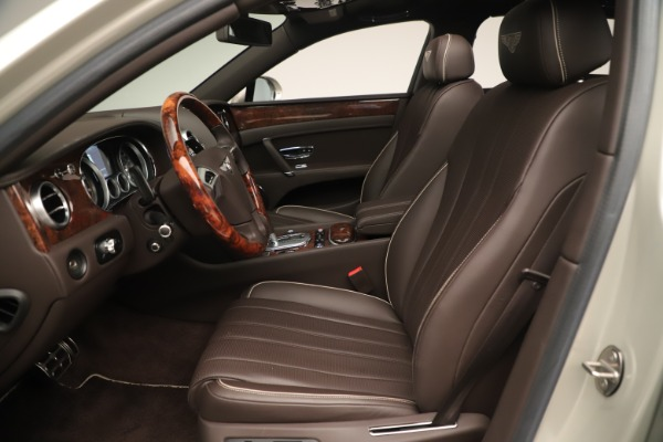 Used 2015 Bentley Flying Spur V8 for sale Sold at Bentley Greenwich in Greenwich CT 06830 17