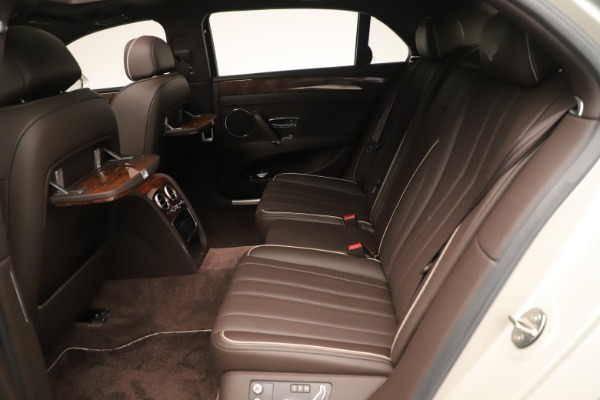 Used 2015 Bentley Flying Spur V8 for sale Sold at Bentley Greenwich in Greenwich CT 06830 21