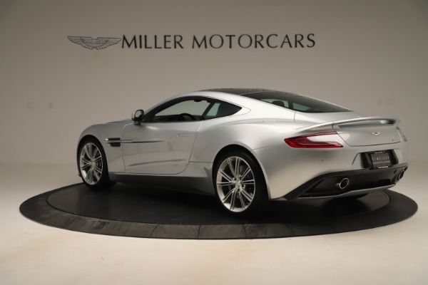 Used 2014 Aston Martin Vanquish Coupe for sale $116,900 at Bentley Greenwich in Greenwich CT 06830 3
