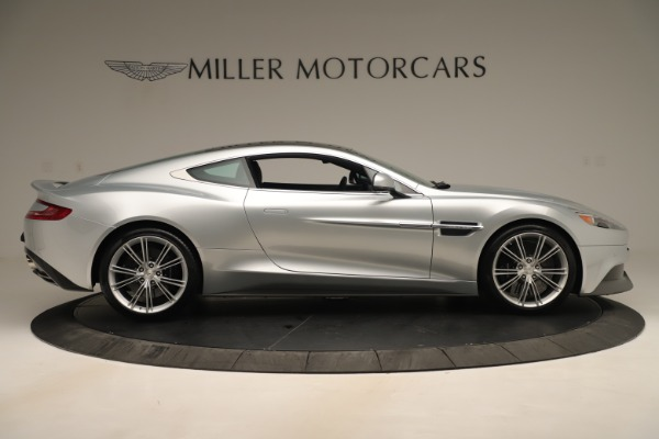 Used 2014 Aston Martin Vanquish Coupe for sale $116,900 at Bentley Greenwich in Greenwich CT 06830 8