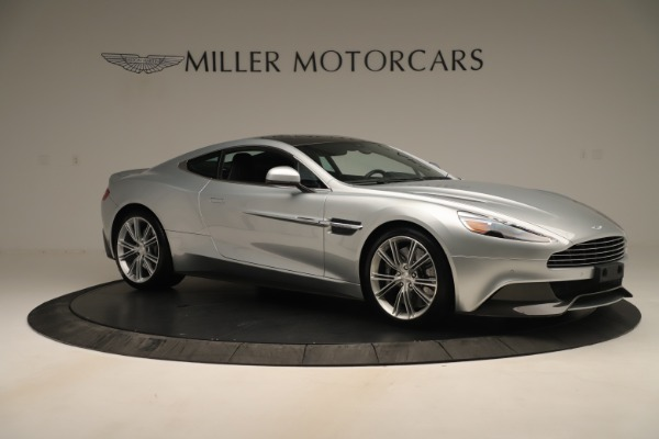 Used 2014 Aston Martin Vanquish Coupe for sale $116,900 at Bentley Greenwich in Greenwich CT 06830 9