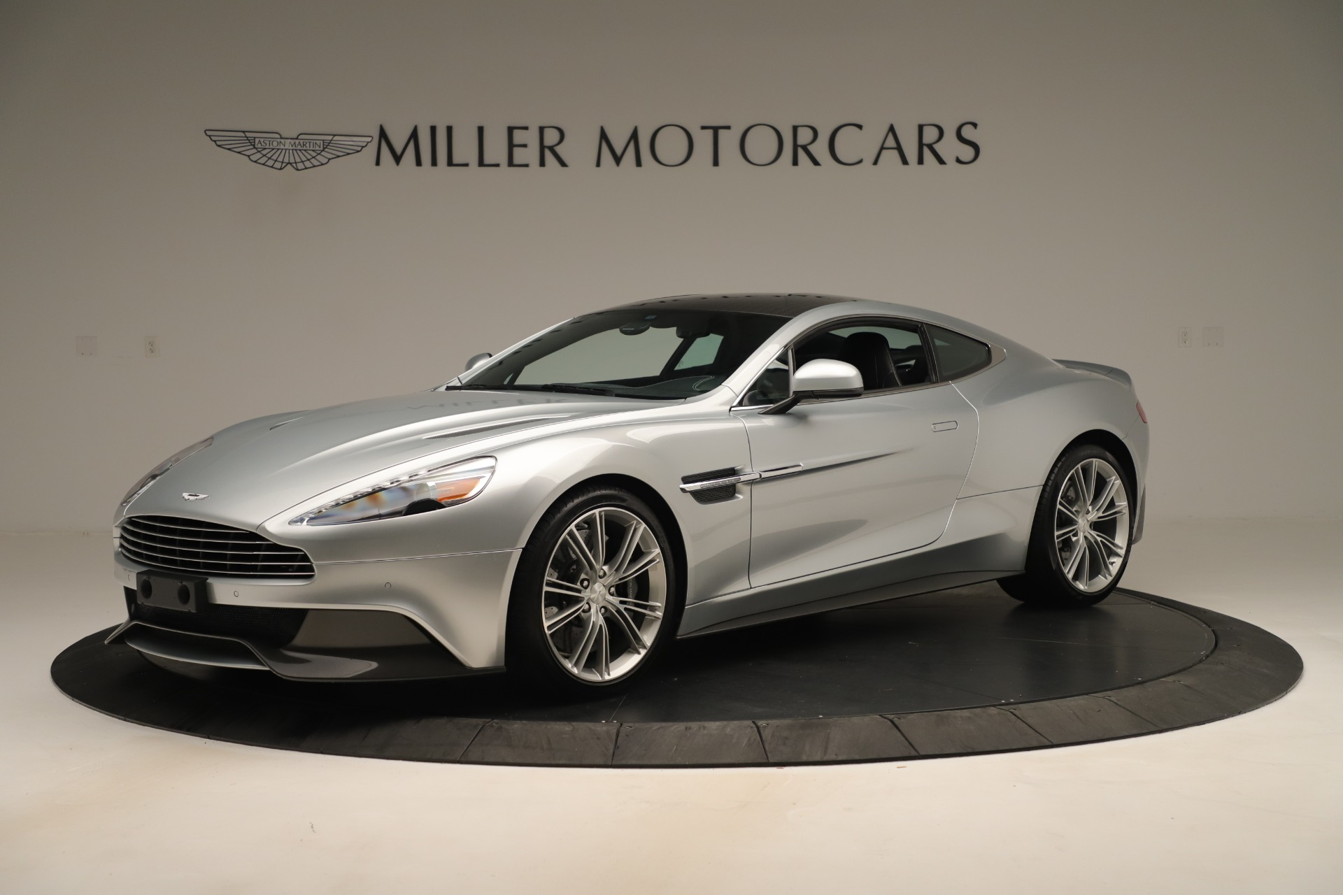 Used 2014 Aston Martin Vanquish Coupe for sale $116,900 at Bentley Greenwich in Greenwich CT 06830 1