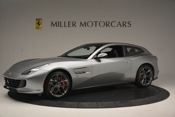 Used 2019 Ferrari GTC4LussoT V8 for sale Sold at Bentley Greenwich in Greenwich CT 06830 2