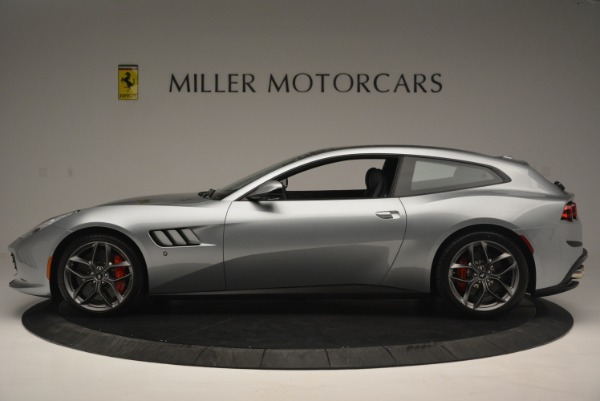 Used 2019 Ferrari GTC4LussoT V8 for sale Sold at Bentley Greenwich in Greenwich CT 06830 3