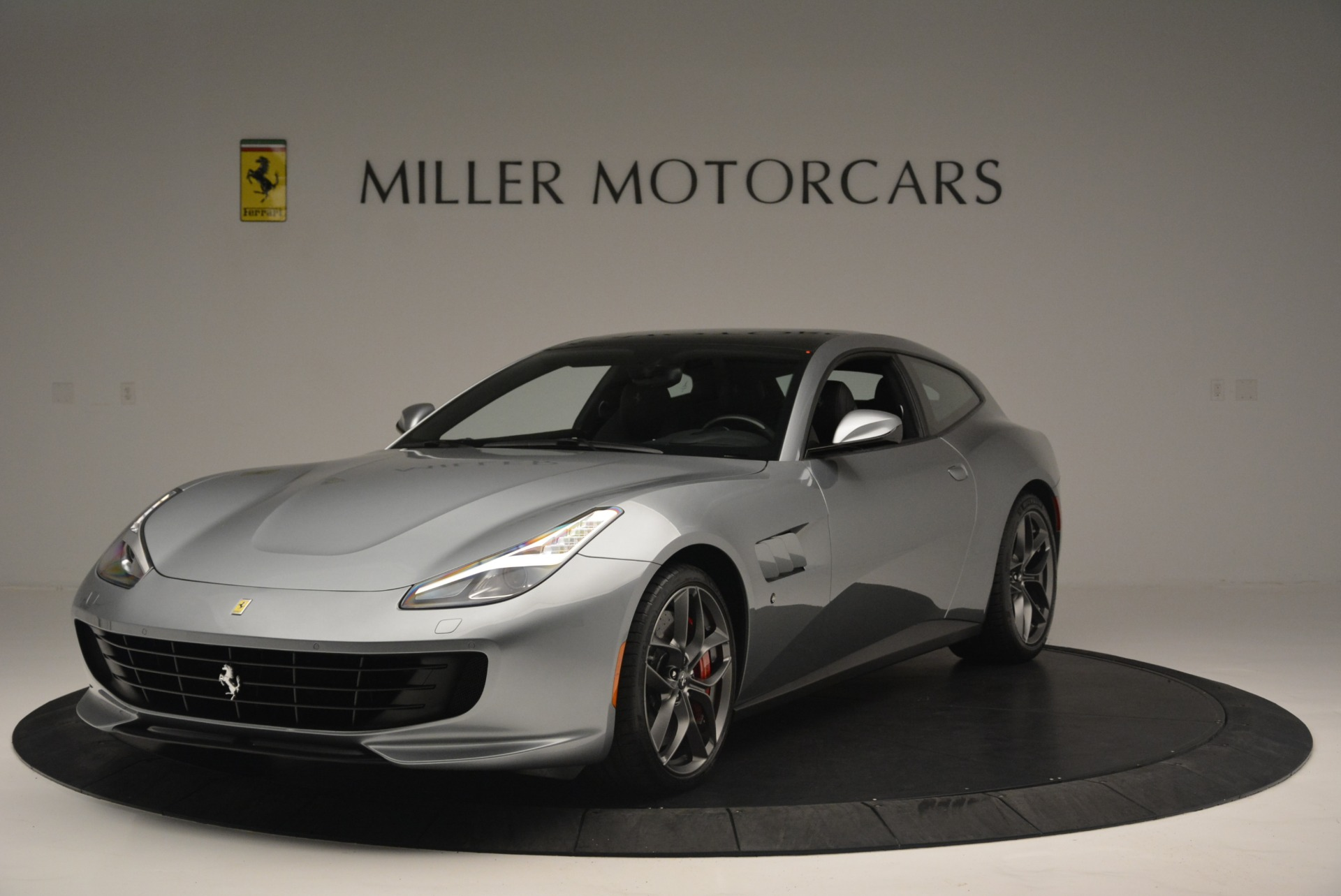 Used 2019 Ferrari GTC4LussoT V8 for sale Sold at Bentley Greenwich in Greenwich CT 06830 1