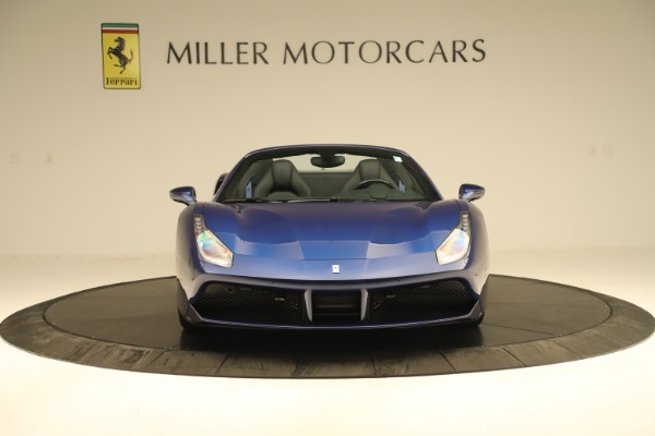 Used 2019 Ferrari 488 Spider for sale Sold at Bentley Greenwich in Greenwich CT 06830 12