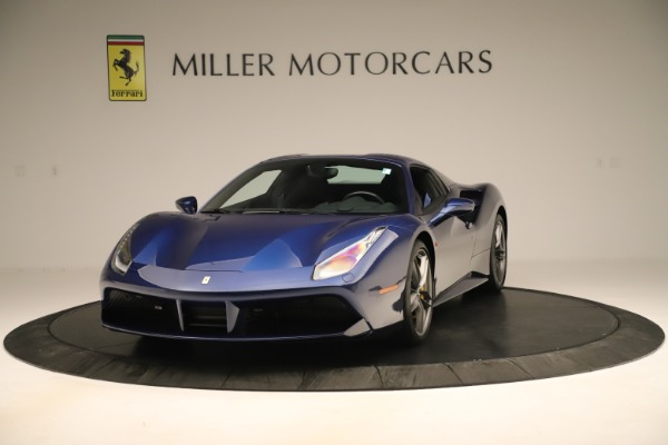 Used 2019 Ferrari 488 Spider for sale Sold at Bentley Greenwich in Greenwich CT 06830 13