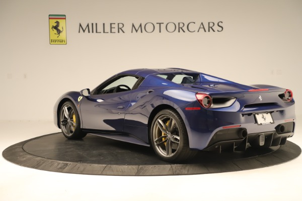 Used 2019 Ferrari 488 Spider for sale Sold at Bentley Greenwich in Greenwich CT 06830 15