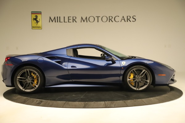 Used 2019 Ferrari 488 Spider for sale Sold at Bentley Greenwich in Greenwich CT 06830 17
