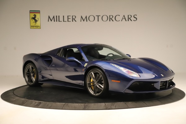 Used 2019 Ferrari 488 Spider for sale Sold at Bentley Greenwich in Greenwich CT 06830 18