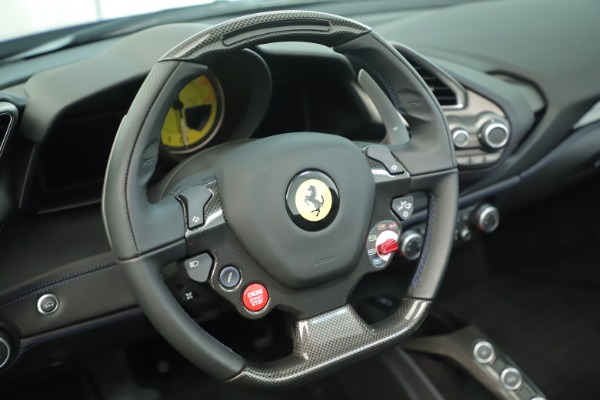 Used 2019 Ferrari 488 Spider for sale Sold at Bentley Greenwich in Greenwich CT 06830 26