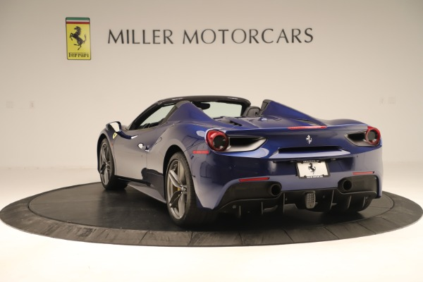 Used 2019 Ferrari 488 Spider for sale Sold at Bentley Greenwich in Greenwich CT 06830 5