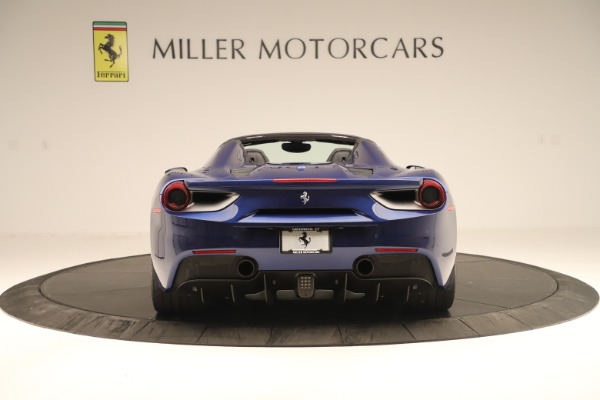 Used 2019 Ferrari 488 Spider for sale Sold at Bentley Greenwich in Greenwich CT 06830 6