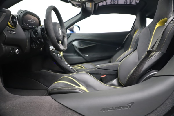 New 2019 McLaren 720S Coupe for sale Sold at Bentley Greenwich in Greenwich CT 06830 17