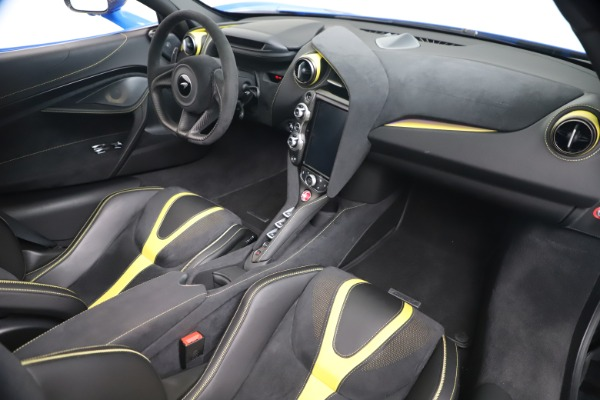 New 2019 McLaren 720S Coupe for sale Sold at Bentley Greenwich in Greenwich CT 06830 21