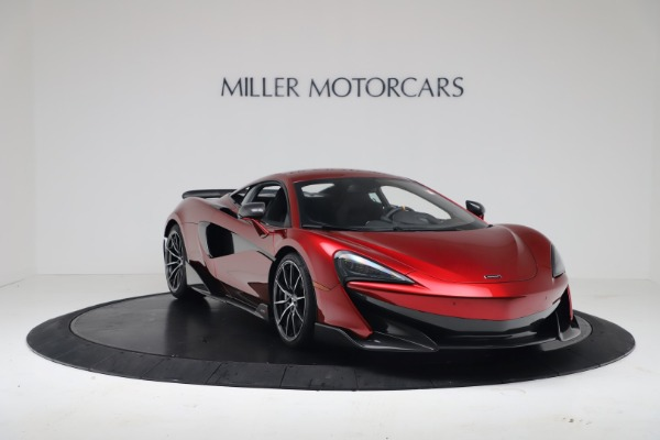 New 2019 McLaren 600LT for sale $285,236 at Bentley Greenwich in Greenwich CT 06830 10