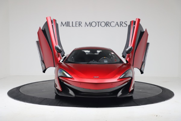 New 2019 McLaren 600LT for sale $285,236 at Bentley Greenwich in Greenwich CT 06830 11