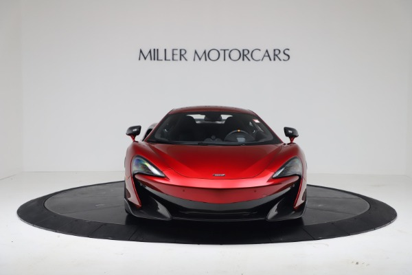 New 2019 McLaren 600LT Coupe for sale $285,236 at Bentley Greenwich in Greenwich CT 06830 12