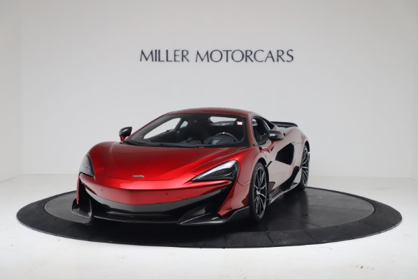 New 2019 McLaren 600LT Luxury for sale $285,236 at Bentley Greenwich in Greenwich CT 06830 13