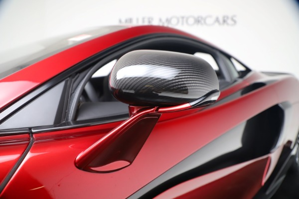 Used 2019 McLaren 600LT Luxury for sale $239,990 at Bentley Greenwich in Greenwich CT 06830 15
