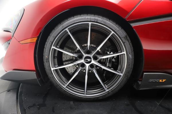 New 2019 McLaren 600LT Luxury for sale $285,236 at Bentley Greenwich in Greenwich CT 06830 16