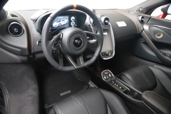 New 2019 McLaren 600LT Luxury for sale $285,236 at Bentley Greenwich in Greenwich CT 06830 18