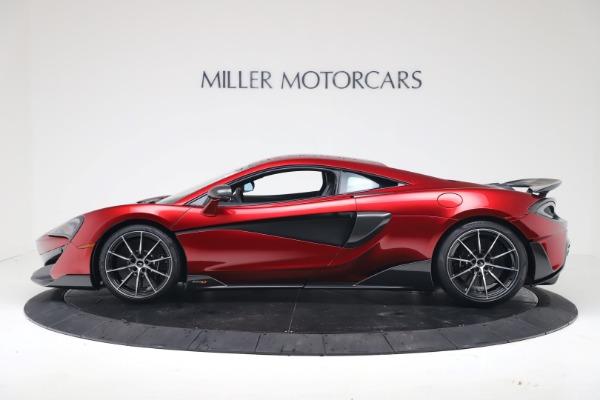 New 2019 McLaren 600LT Luxury for sale $285,236 at Bentley Greenwich in Greenwich CT 06830 2