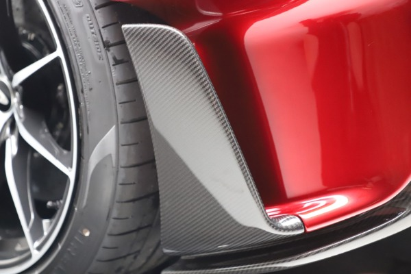 New 2019 McLaren 600LT Luxury for sale $285,236 at Bentley Greenwich in Greenwich CT 06830 24