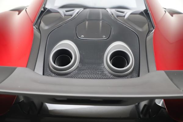New 2019 McLaren 600LT Luxury for sale $285,236 at Bentley Greenwich in Greenwich CT 06830 25