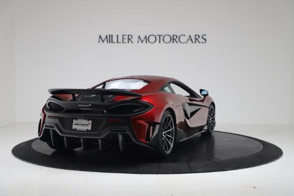 New 2019 McLaren 600LT Luxury for sale $285,236 at Bentley Greenwich in Greenwich CT 06830 6